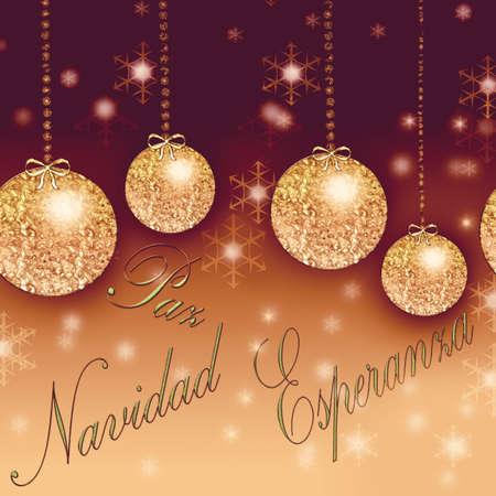 parting merry christmas: Natale con le parole amore, di speranza e di pace