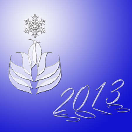 New Year 2013 Stock Photo - 16721296