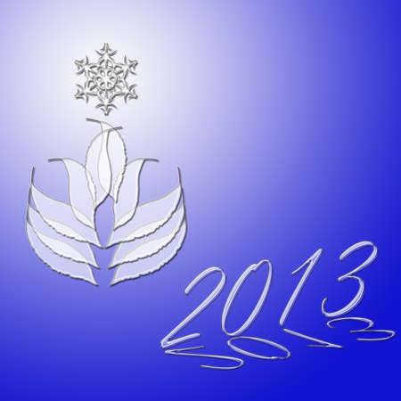 New Year 2013 Stock Photo - 16721296