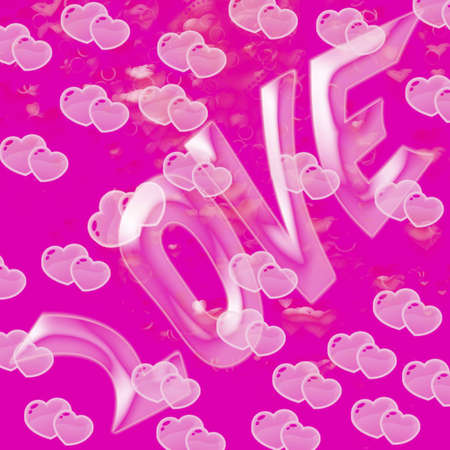 reloaded: Abstract Valentine s Day