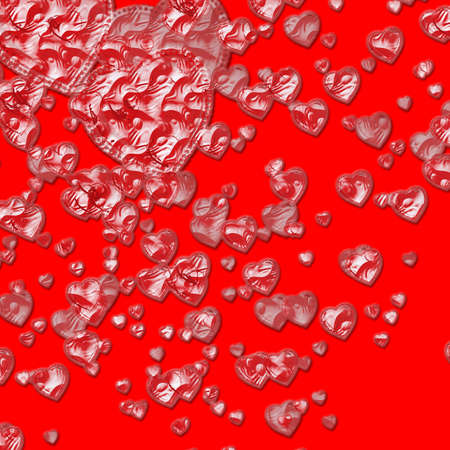 reloaded: Abstract Valentine s Day background