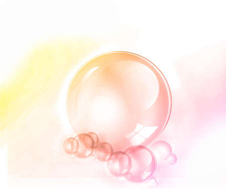 Bubble Backgrounds photo