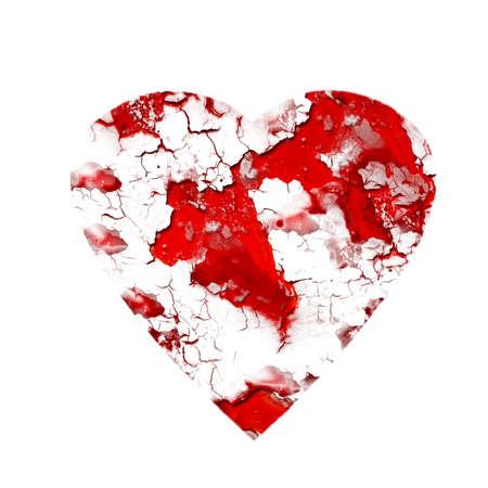 heart, broken photo