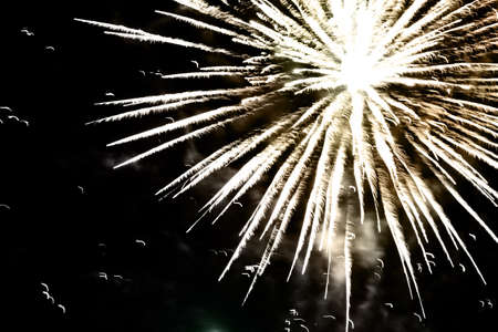 Firework, Christmas  photo