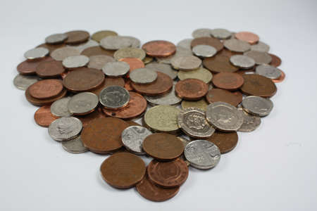 cash cow: love heart of coins
