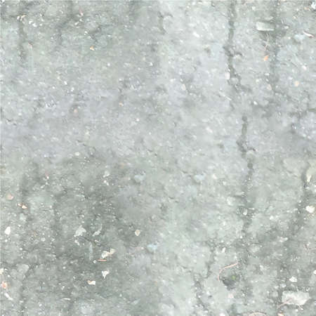 Gray seamless texture of asphalt with cracks. Texture for decoration works. Vettoriali