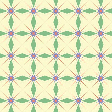 Abstract seamless geometric pattern. Seamless texture. Fabric pattern