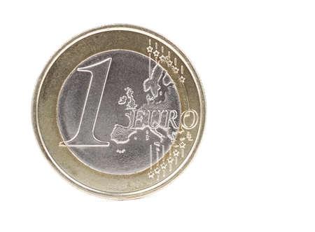 economize: euro coin