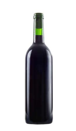red wine bottle Stock Photo - 9914172