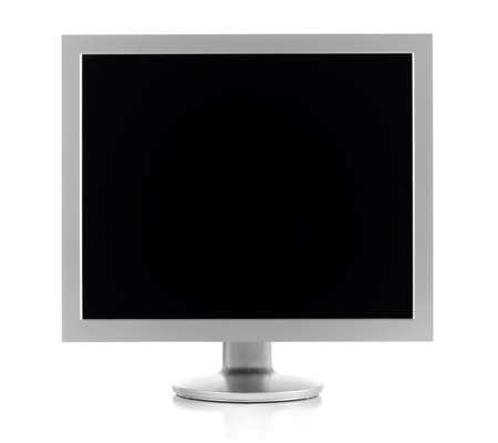 flatscreen: flatscreen computer monitor display