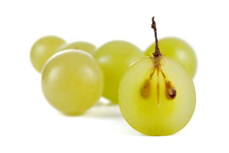 green grapes Stock Photo - 11106237