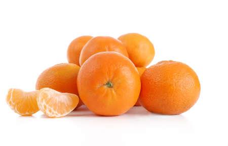 tangerines mandarines Reklamní fotografie