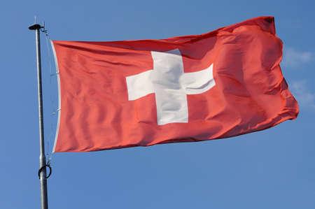 Swiss switzerland national flag