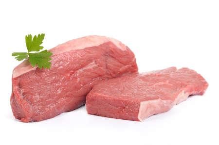 Roast beef meat photo