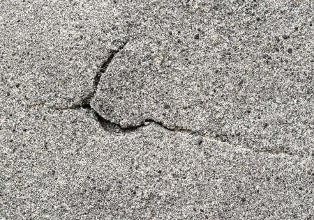 Crack in concrete wall Stock Photo - 19833579
