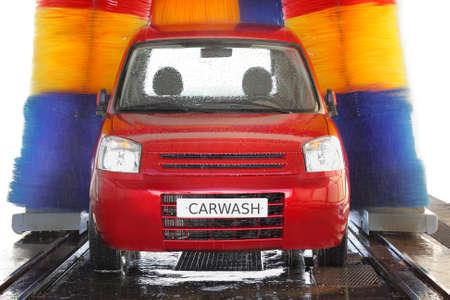 autolavado: Lavado de coches lavadora