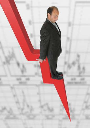 downturn: Business on downturn crisis
