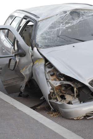 shunt: Traffic accident car wreck