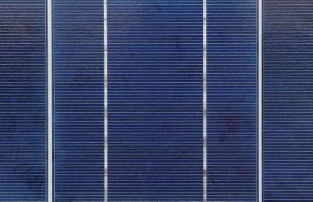 Solar cell pattern background Stock Photo