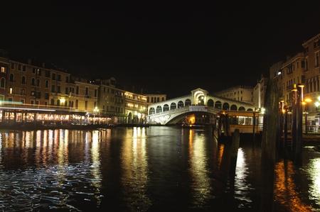 Rialto Bridge Venice Stock Photo - 20421827