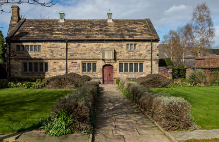 Quaker Meeting House St Helens Merseyside March 2019 Editorial