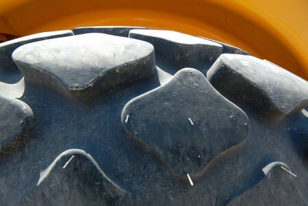 protector of automobile trunks, close up Stock Photo - 1349581