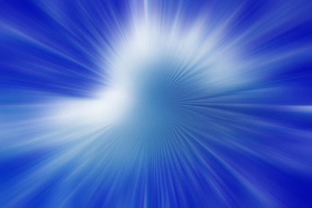tonalit�: composition abstraite en bleu tonalit�