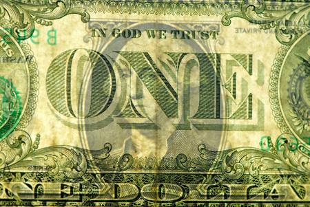 one dollars Stock Photo - 1438915