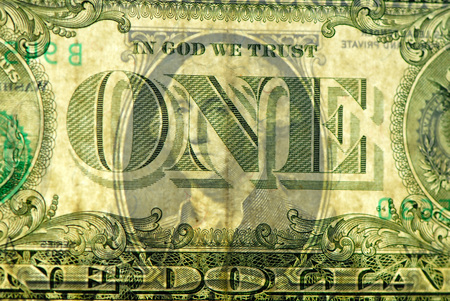 one dollars Stock Photo - 1438915