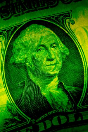 one dollars, money, close up photo