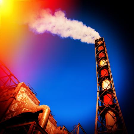atmosfera: las emisiones de gases a la atm�sfera en la industria minera
