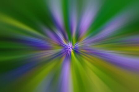 emanate: Abstract radial color blurred background Stock Photo