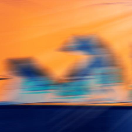 lineas horizontales: fondo, composici�n abstracta, de color l�neas horizontales Foto de archivo