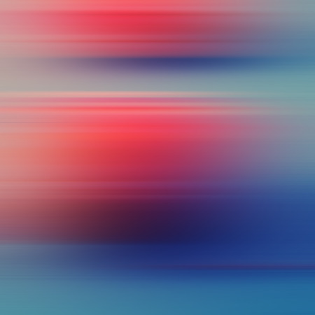 Abstract blur colored background, composition rhythmic horizontal lines