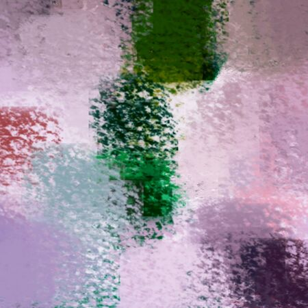 lillac: blurred abstract background of colored spots