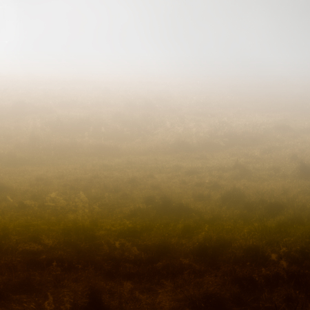 Foggy background blurry surface of the earth