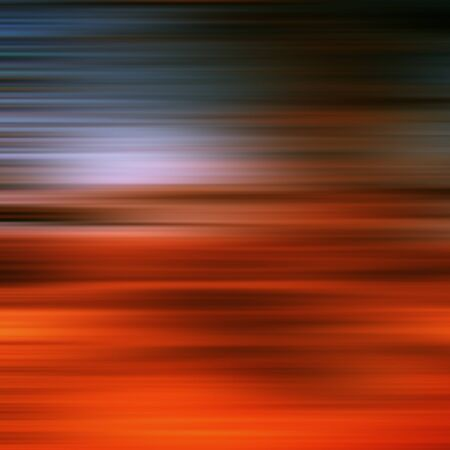 Abstract colored horizontal lines blurred background