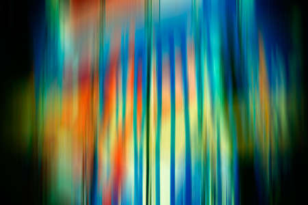 Abstract Background - Multicolored Vertical Llines. Blurred Background. Design Element. Bright Colors. Red, Blue, Black, Green. Stock Photo