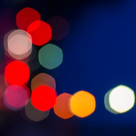 Festive Christmas Background. Elegant Absract Backround. Vintage Color Bokeh Background. Digital Illustration. Blur.