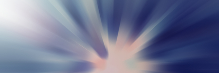 colored radial rays, blurred background.Web banner for design.