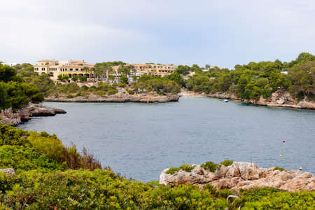 View at the Cala Ferrera beach on Mallorca island, Spain Stock Photo - 10374185