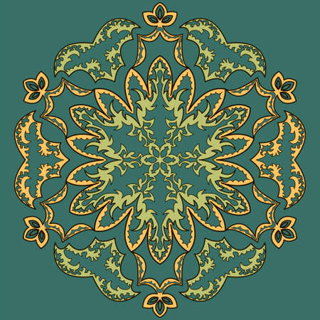 festive occasions: Seamless Islamic pattern. Easily editable vector image