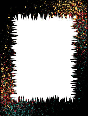 platinum: Abstract pattern of random falling on black background. Glitter pattern for banner, greeting card, Christmas and New Year card, invitation, postcard, paper packaging. Vector illustration