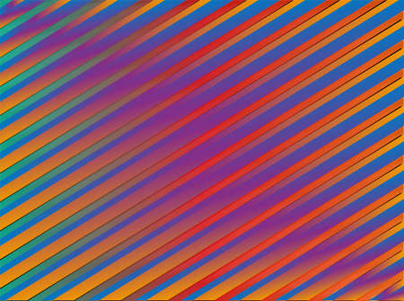 Beautiful the colored lines, great design for any purposes. Modern trendy concept. Abstract geometric background design. Abstract the colored lines Vectores