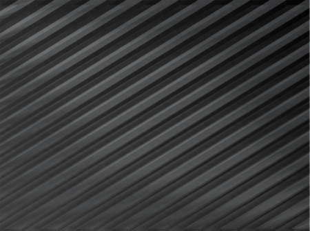 Black shadows on dark background. Shadow reflection design. Space background. Abstract design element 矢量图像