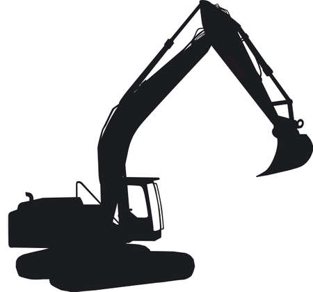 Pelle silhouette Vecteurs