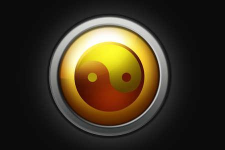 Yang yin Stock Photo - 2600511
