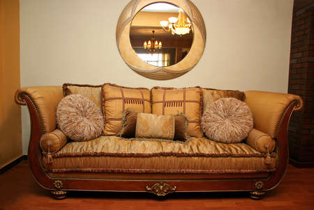 Armchair design. Furniture