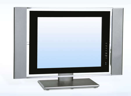 definition high: LCD high definition flat screen TV with no logos. solid black screen can be filled  Lcd high definition flat screen tv- Lcd-Tv Modern lcd flat tft stereo hd tv television.