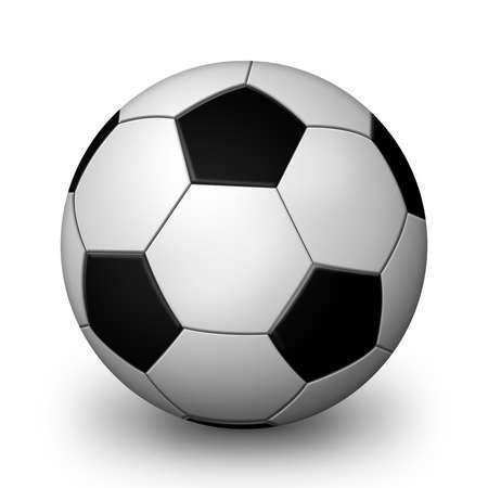 Soccer ball illustration.Sport soccer ball Stock Illustration - 2625755